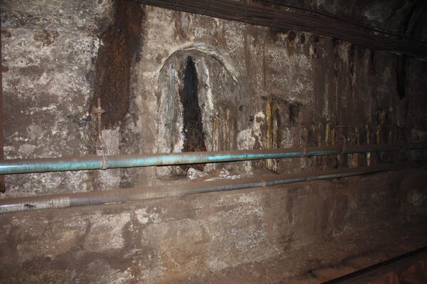 saftey violations inside train tunnel