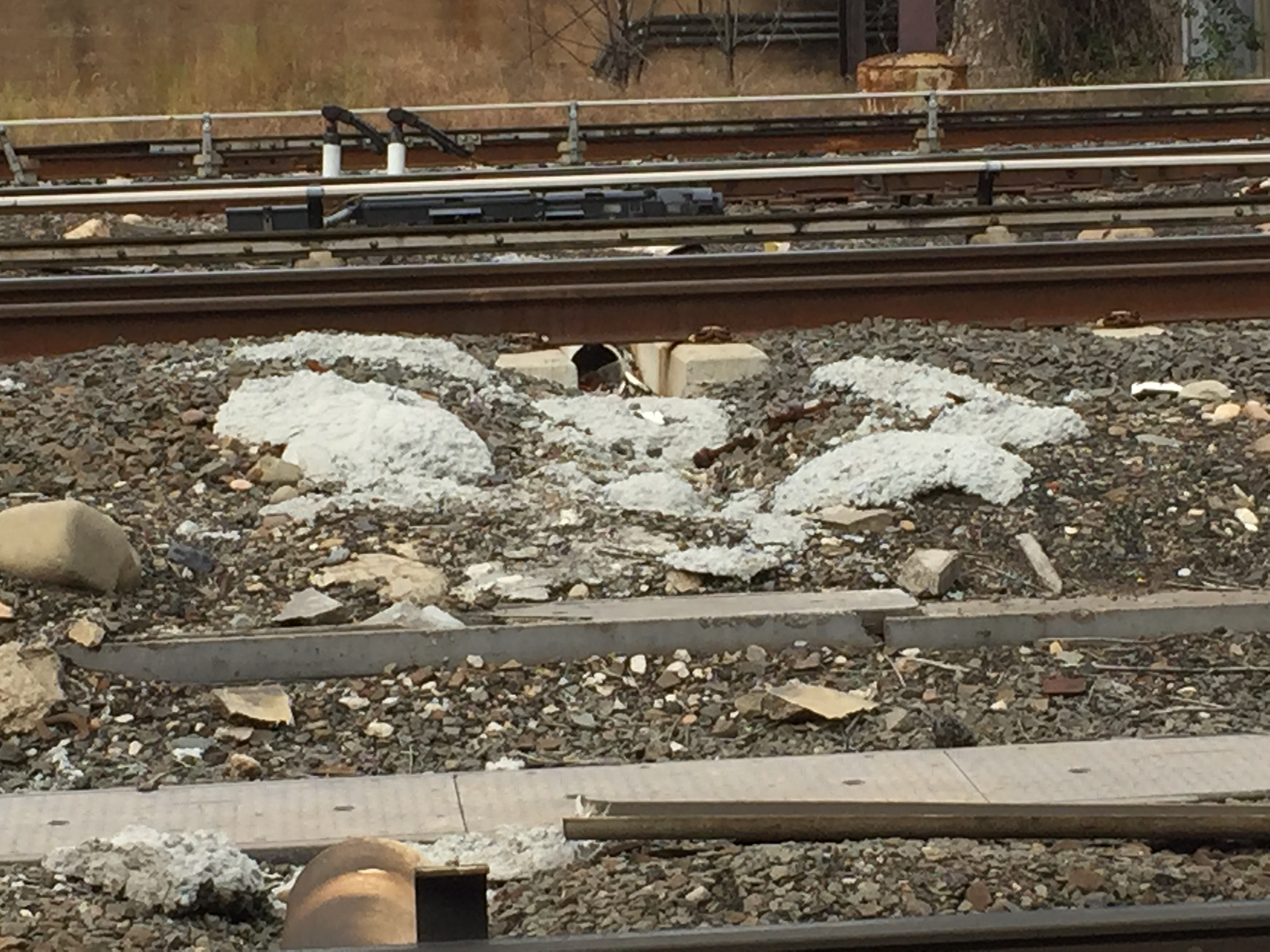 FELA violaton at railroad job site leads to injury