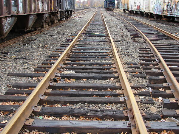 hurt ankle on the job? railroad may be responsible
