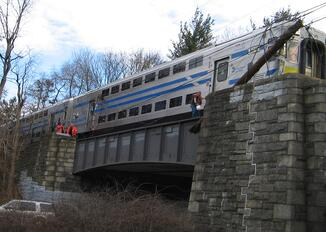 LIRR will railroad pay if injury is your fault