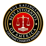 Best Attorney of America Lifetime Charter Member