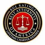 Best Attorney of America Lifetime Charter Member