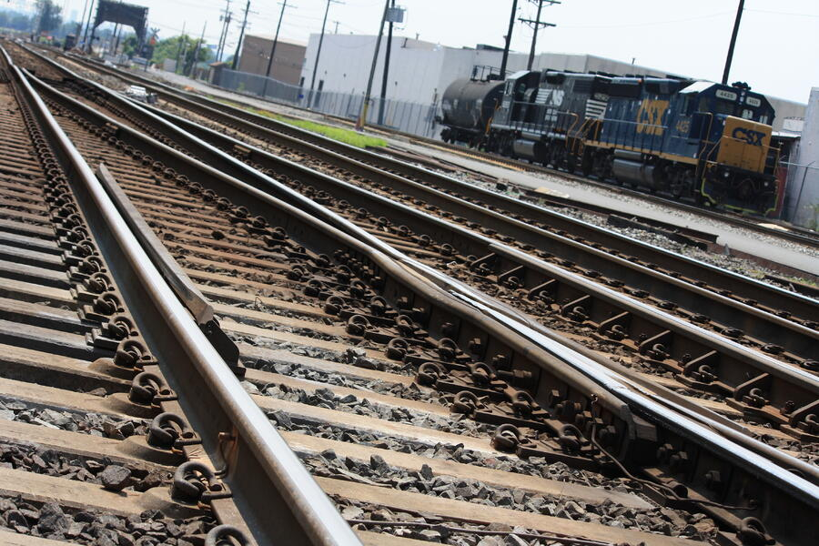 railroad worker injury claim
